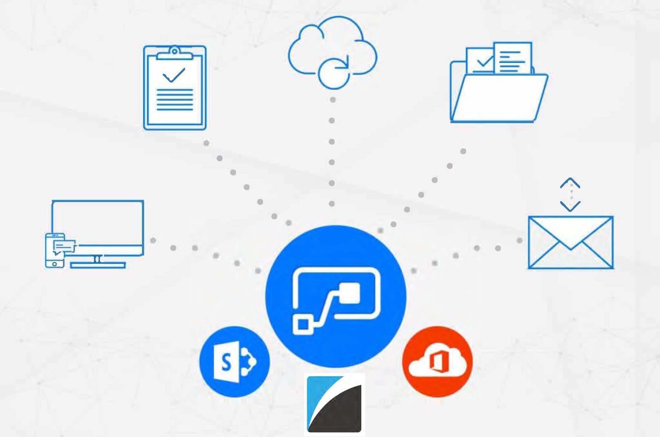 Microsoft Flow SharpCloud 1